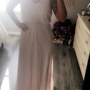 Adrianna Papell Dresses - Sequins dress